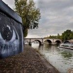 French Street Artist JR, Inside Out Project