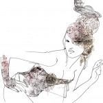 Point of View: Fashion Illustrator Sara Singh
