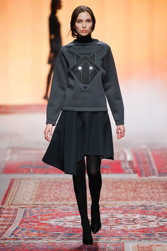 AMSTERDAM FASHIONWEEK FALL/WINTER 2015